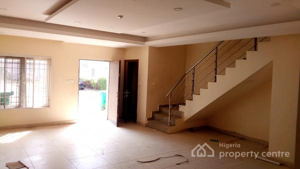 4 Bedroom Terraced Duplex with Bq, Brains and Hammers, Apo, Abuja, Terraced Duplex for Rent