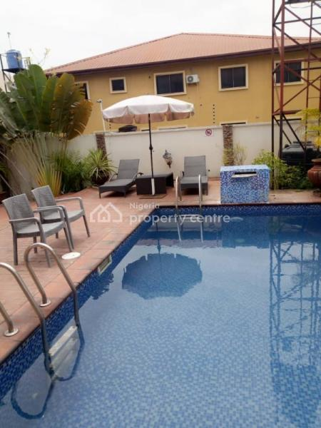 Exclusive Fully Serviced & Furnished One Bed Apartments with Swimming Pool, Off Marwa, Near Lagoon School,, Lekki Phase 1, Lekki, Lagos, Mini Flat Short Let
