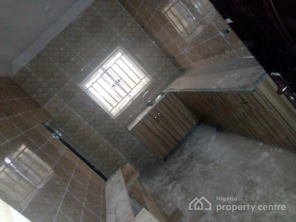 Spacious Newly Built 2 Bedroom Flat, Fo1 After Living Faith, Kubwa, Abuja, Mini Flat for Rent