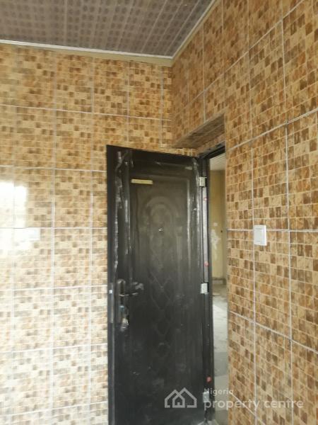 Neatly Finished 3 Bedroom Flat, By Davitech  Filling Station, Oribanwa, Ibeju Lekki, Lagos, Flat for Rent