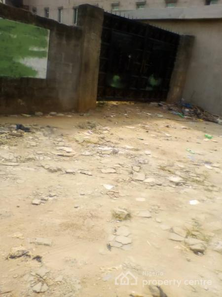 641 Sqm Fenced Plot of Land with Gate, Close to Airport Port Road, Ajao Estate, Isolo, Lagos, Mixed-use Land for Sale
