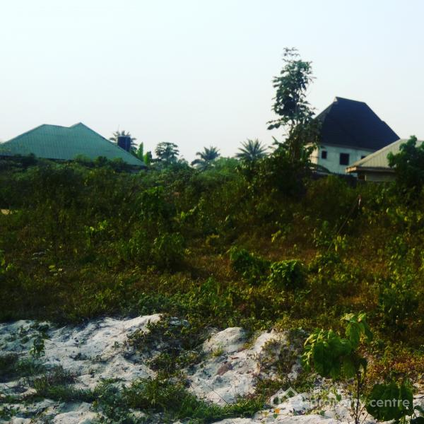 for Sale: a Plot of Land Covering About 456.092 Sqm Eneka, Behind Petronella Nig. Ltd, Eneka/ Igwuruta Airport Road, Eneka, Port Harcourt, Rivers, Mixed-use Land for Sale