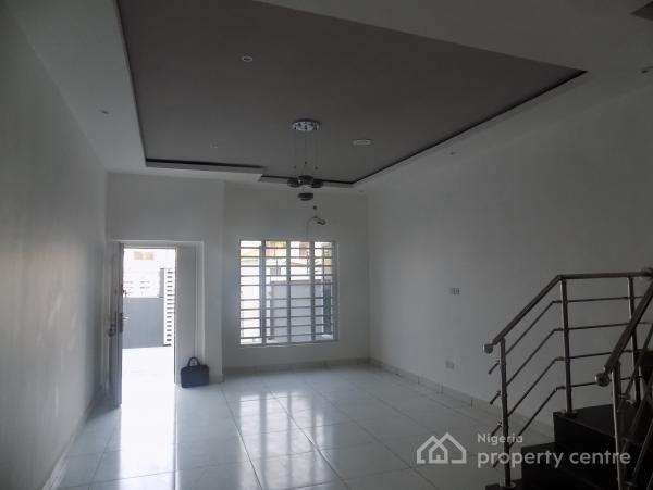 Magnificent 4 Bedroom Luxury Semi Detached Duplex with a Domestic Room, Idado, Lekki, Lagos, Semi-detached Duplex for Sale