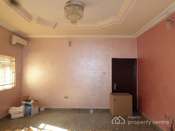 24hrs Electricity 4 Bedroom, 2 Sitting + Study, Jabi, Abuja, Terraced Duplex for Rent