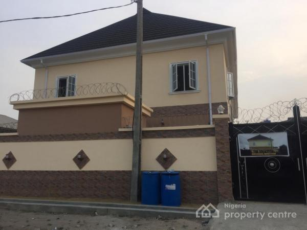 2 Bedroom Flat, Value County Estate, Sangotedo, Ajah, Lagos, Mini Flat for Rent