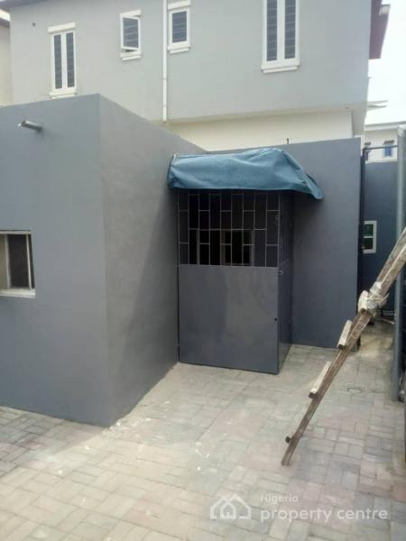 Brand New Self Contained with Extra Room, Directly Off Orchid Hotel Road, Lafiaji, Lekki, Lagos, Self Contained (single Rooms) for Rent