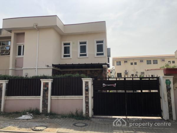 Lovely 5 Bedroom Duplex, Wuse 2, Abuja, Terraced Duplex for Sale