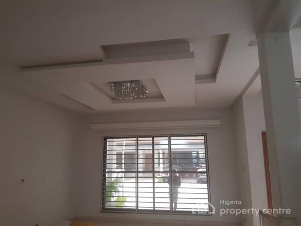 4 Bedroom Terrace House, Ikate Elegushi, Lekki, Lagos, Terraced Duplex for Sale
