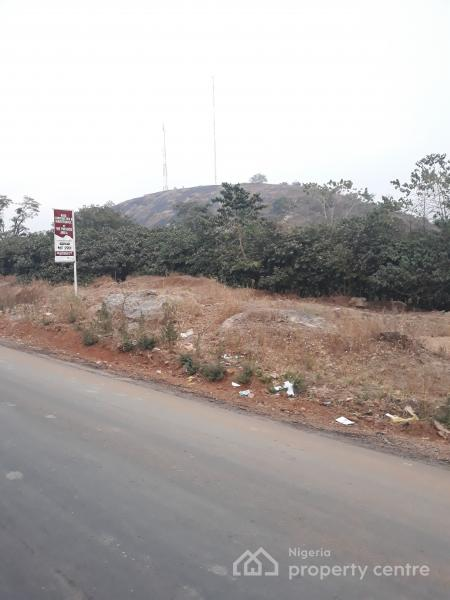 Strategically Located & Exceptionally Sandwiched Build & Live Residential  Land, Opposite Festrut Estate Near Shema Petrol Station Off  Murtala Mohammed Expressway, Katampe (main), Katampe, Abuja, Residential Land for Sale