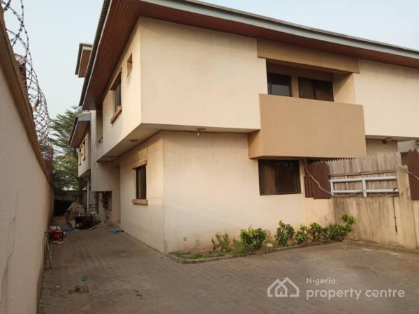 a 4 Bedroom Semi Detached Duplex + Bq, Off Admiralty Way - Off Road 14, Lekki Phase 1, Lekki, Lagos, Semi-detached Duplex for Rent
