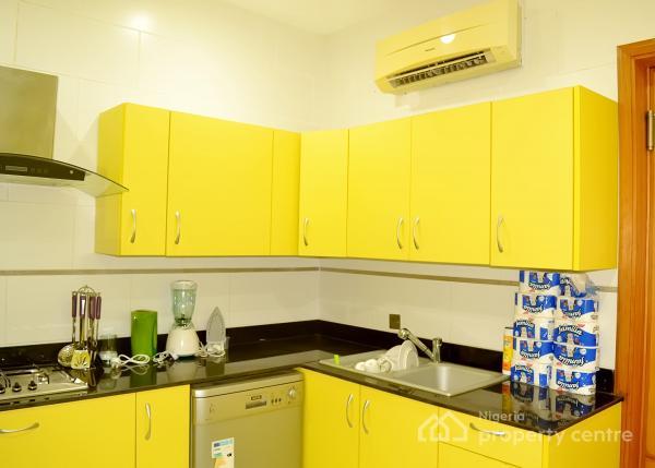 Virgo By Damac (luxury 2 Bedrooms with Breakfast), Nassarawa, Banana Island, Ikoyi, Lagos, Flat Short Let