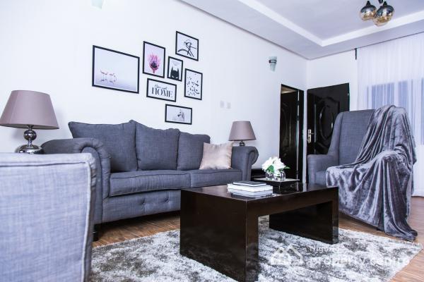Tastefully Furnished 2 Bedroom Apartment, Area 2, Garki, Abuja, Flat Short Let