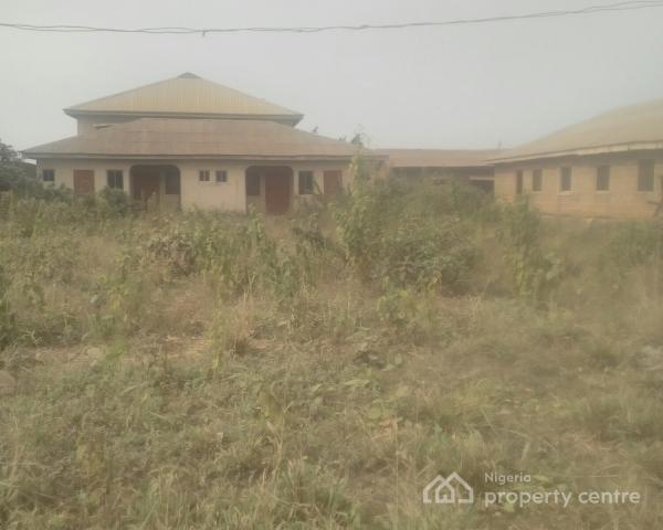 2 Nos of Mini Flat on Full Plot, Magbon, Igbolomu, Agric, Ikorodu, Lagos, Terraced Bungalow for Sale