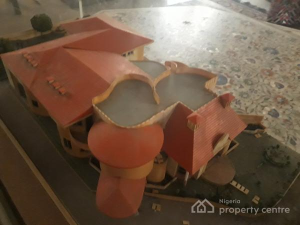 5 Bedroom Ambassadorial House with 3 Bedrooms Guest Chalet & Extra Space, Off Shehu Shagari  Way, Maitama District, Abuja, Detached Duplex for Sale