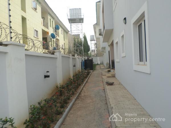 Newly Built 3 Bedroom + Bq, Jabi, Abuja, Flat for Rent
