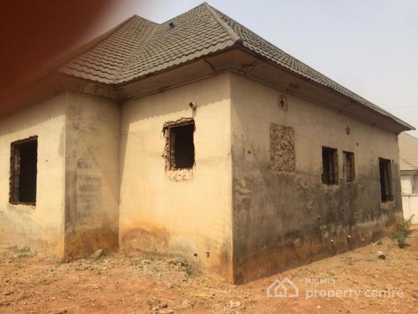 4 Bedroom Magnificent Pent-house  + Bq Carcass, Pentville Estate, Lokogoma District, Abuja, Mini Flat for Sale