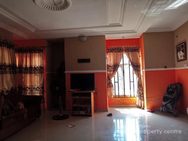 4 Rooms Bungalow, Afao Road, Near Nscdc Office, Ado-ekiti, Ekiti, Detached Bungalow for Sale