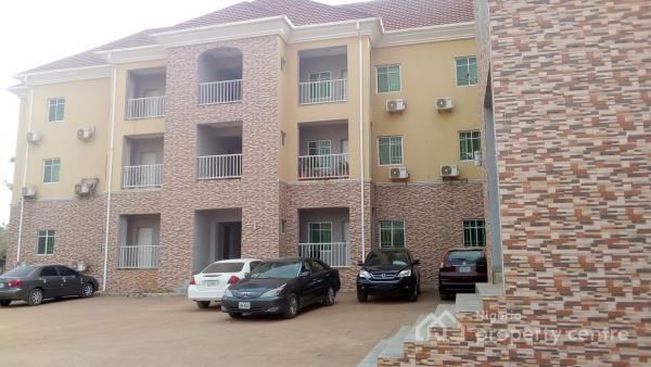 Serviced 2 Bedroom Flat, Lento Alluminium, Airport Junction, Jabi, Abuja, Flat for Rent