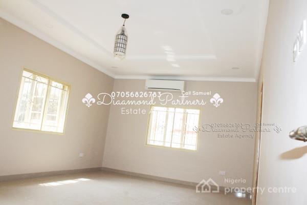 4 Bedroom Detached Duplex & 2 Room Bq, Lekki Phase 1, Lekki, Lagos, Detached Duplex for Rent