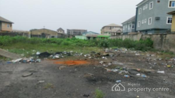Land for Sale, Ago Palace, Isolo, Lagos, Mixed-use Land for Sale