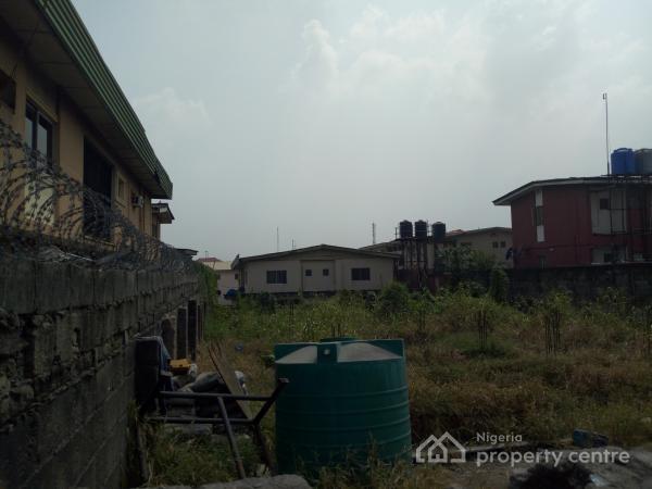 Half Plot, Kaara Street, Off Osolo Way, Ajao Estate, Isolo, Lagos, Residential Land for Sale