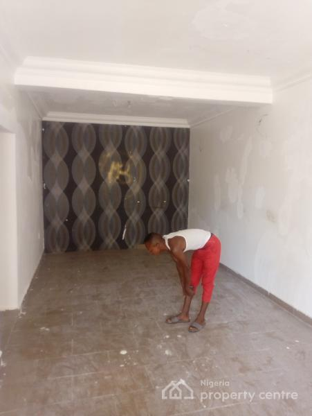 Clean 1 Bedroom Flat, By Abacha Estate, Zone 4, Wuse, Abuja, Flat for Rent