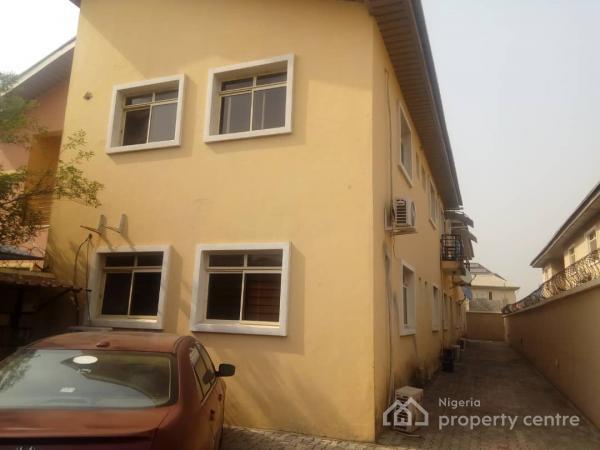 Well Finished Two Bedroom Flat, Owen Street, Ikota Villa Estate, Lekki, Lagos, Flat for Rent