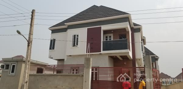 Brand New 5 Bedroom Detach Duplex with Bq, Chevron, Lekki, Lagos, Detached Duplex for Sale