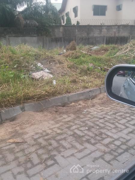 3,000 Square Meters Land  with a Block of 6 Flats, Ladoke Akintola Street, Ikeja Gra, Ikeja, Lagos, Residential Land for Sale