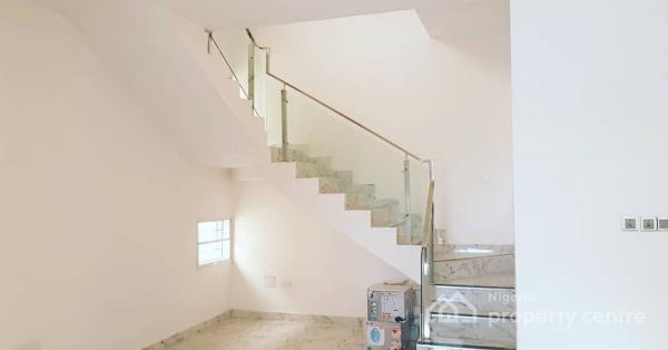 4 Bedroom Semi Detached Duplex with Bq, Silver Spring Estate, Idado, Lekki, Lagos, Semi-detached Duplex for Sale