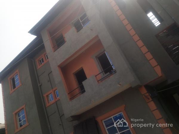 Super Mini Flat, Onifade Street, Directly Behind Luth Back Gate, Ilasamaja, Mushin, Lagos, Mini Flat for Rent