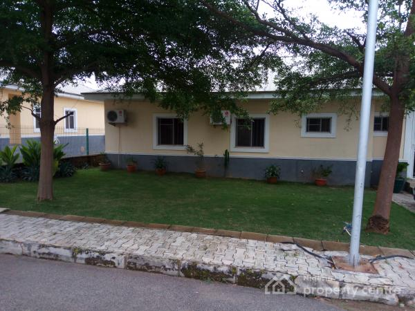 Fully Detached 3 Bedroom Bungalow, Canaan Estate, After Brains and Hammers in Life Camp, Dape, Abuja, Detached Bungalow for Sale