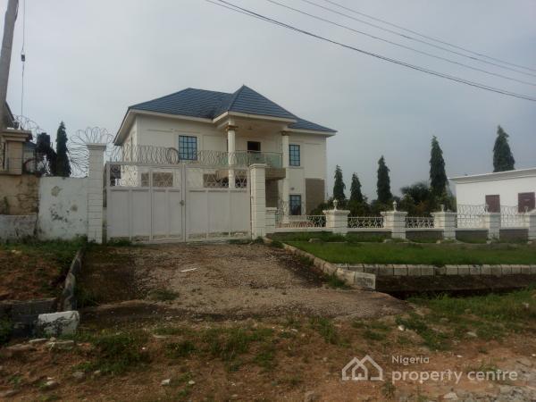 Fully Detached 4 Bedroom Duplex, Orozo Mass Housing Estate, Orozo, Abuja, Detached Duplex for Sale