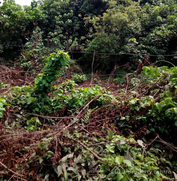 a Plot of Land (fenced & Gated), Alashe Place Road, Ogombo, Ajah, Lagos, Residential Land for Sale