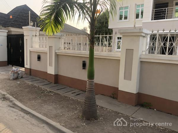 Brand New 5 Bedroom Detached House, Wuse, Abuja, Detached Duplex for Rent