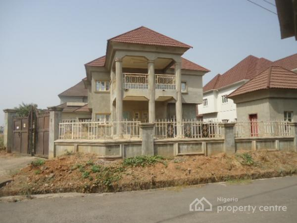 Massive Space 4 Bedroom Duplex with Bq, Lokogoma District, Abuja, Detached Duplex for Sale