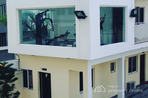 5 Bedroom Terrace Duplex with 2 Living Rooms + 1 Maids Room, Lekki Phase 1, Lekki, Lagos, Terraced Duplex for Rent