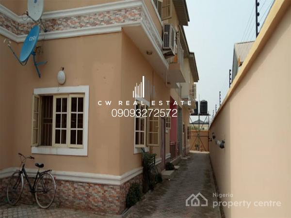 Newly Refurbished 3 Bedroom Apartment, Berra Estate, Lekki, Lagos, Flat for Rent