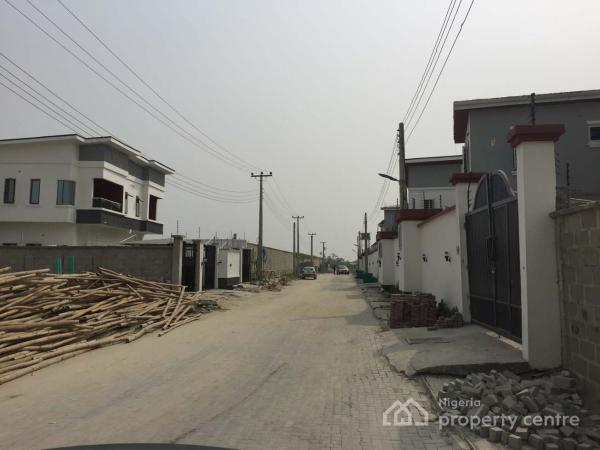 Sand Filled 600sqm Land, Orchid Hotel Road Close to Chevy View Estate, Lekki, Lagos, Land for Sale