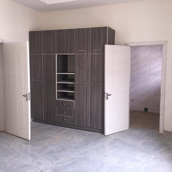 Newly Finished Spacious 4 Bedroom Terrace Duplex, Orchid Hotel Road Close to Chevy View Estate, Lekki, Lagos, Terraced Duplex for Sale