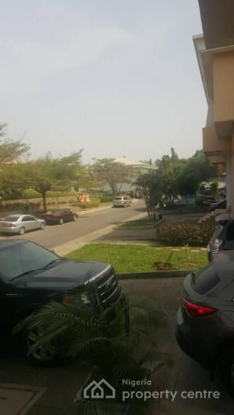 Lovely and Well Maintained 3 Bedroom Serviced Terraces Duplex with a Room Servant Quarters, Fitted Kitchen, Swimming Pool, Etc, Off Adetokumbo Ademola Crescent, Wuse 2, Abuja, Terraced Duplex for Rent