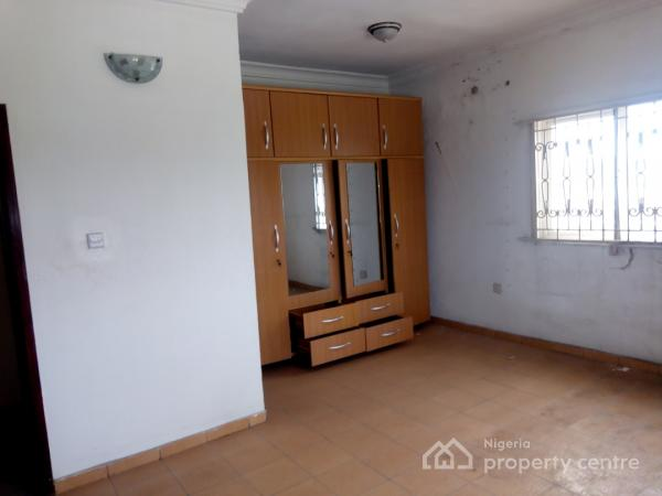 Lovely Three Bedroom Apartment with Spacious Living Room, Sangotedo, Ajah, Lagos, Mini Flat for Rent