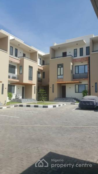 Newly Built and Aesthetically Finished 4 Bedroom Terraced Duplex with a Room Baby, Fitted Kitchen, Swimming Pool, Etc, Maitama District, Abuja, Terraced Duplex for Rent