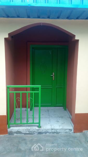 2 Bedroom Flat, Valley View Estate, Off Ebute-igbogbo Road, Ebute, Ikorodu, Lagos, Flat for Rent