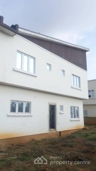 Fully Detached 5 Bedroom Duplex with Space for Bq, Life Camp Axis, Dape, Abuja, Detached Duplex for Sale