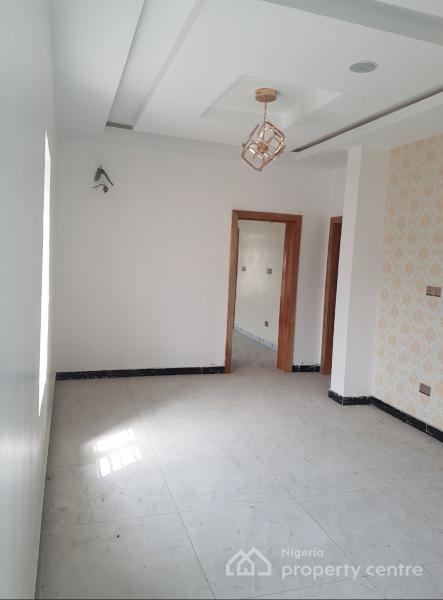 Luxury Mansion Spacious 5 Bedroom Fully Detached Duplex with Bq, Chevy View Estate, Lekki, Lagos, Detached Duplex for Sale
