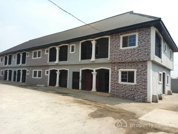 11 Flats, Ekae, Off Sapele Road, Benin, Oredo, Edo, Block of Flats for Sale