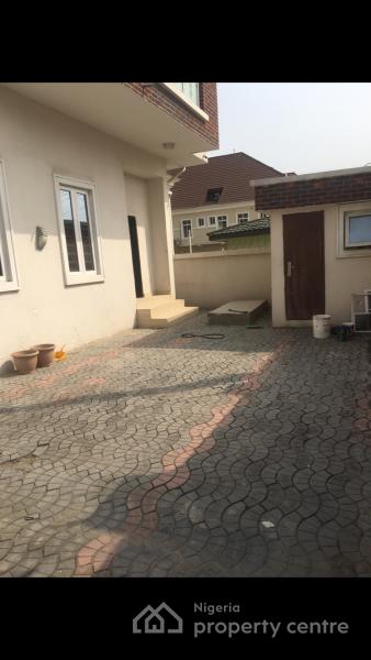 New 5 Bedroom Fully Detached Duplex with a Bq, Idado, Lekki, Lagos, Detached Duplex for Rent