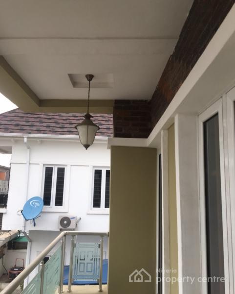 Chic 4 Bedroom Semi Detached Duplex with a Bq, Idado, Lekki, Lagos, Semi-detached Duplex for Rent