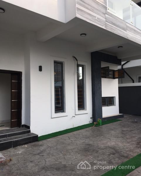 New 5 Bedroom Detached Duplex with a Bq, Idado, Lekki, Lagos, Detached Duplex for Rent